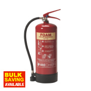 Firechief Foam Fire Extinguisher 6Ltr