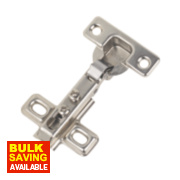 Mini Door Hinge Set 95° 26mm Pack of 2