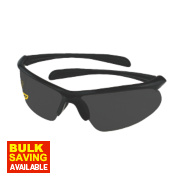 Stanley 10 Base Curve Smoke Lens Safety Specs