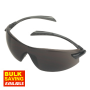 Stanley Premium Frameless Smoke Lens Safety Specs