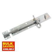 Lockable Pad Bolt Zinc-Plated 202mm