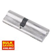 ERA 6-Pin Euro Cylinder Lock 45-55 (100mm) Satin Nickel