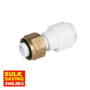 FloPlast Flo-Fit Tap Connector 15mm x ½