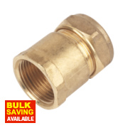 Female Coupler 22mm x ¾