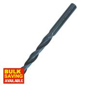 Titan HSS Jobber Drill Bits 6mm Pack of 5