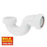 McAlpine Bath Trap 40mm White