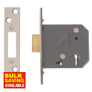 Yale 5-Lever Mortice Deadlock Polished Chrome 3