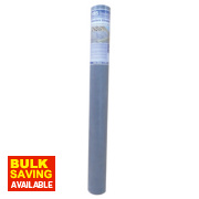 YBS Roofers Choice ROOFERS 004 Light Breathable Membrane Grey 1.5mm x 50mm