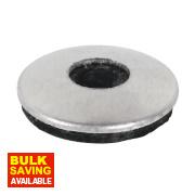 Rawlplug Aluminium Washers M19 x 2.07 x 3mm Pk100