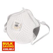 JSP Pro Flexinet Valved Mask FFP2