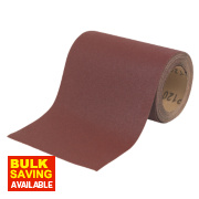 Flexovit Pro Sanding Roll 115mm x 5m 60 Grit