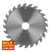 Bosch Circular Saw Blade 184mm 30mm Bore 24T
