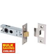 Eclipse Tubular Latch Polished Nickel Effect 76mm