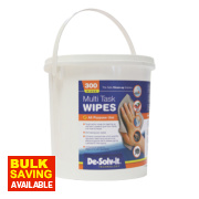 De.Solv.It Multi-Task Wipes Pack of 300