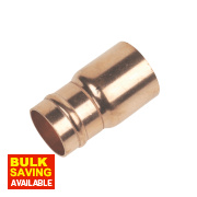 Solder Ring Straight Fitting Reducer 28 x 22mm