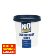 No Nonsense Lightweight Filler White 1Ltr