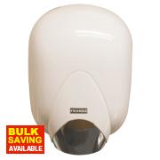 Franke Eco Airblast Midi Touch-Free Hand Dryer White 0.5kW