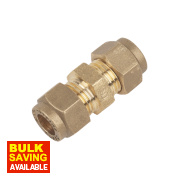 Conex Compression Straight Coupling DZR 8mm
