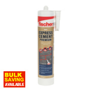 Fischer Premium Express Cement Repair Filler Sand 310ml