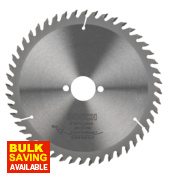 Bosch Circular Saw Blade 190mm 30mm Bore 48T