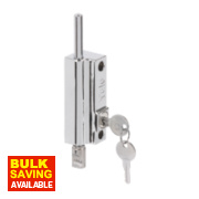 Yale Multipurpose Door Bolt Chrome