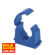 Talon Blue Hinge Clip 22mm Pack of 20