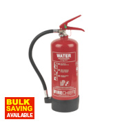 Firechief Water Additive Fire Extinguisher 3Ltr