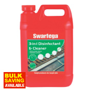 Swarfega 3-in-1 Disinfectant & Cleaner 5Ltr