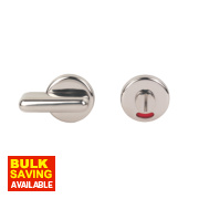 Eclipse Less Able Thumbturn & Release Door Handle Pack Polished Stainless Steel