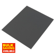 Norton Oakey Wet & Dry Sandpaper Fine 275 x 225mm Pack of 4