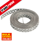 Sabrefix Builders Band Galvanised DX275 20mm x 9.6m