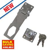 Smith & Locke Locking Hasp & Staple 117mm