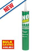 No Nonsense Solvented Grab Adhesive 350ml