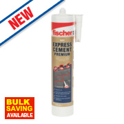 Fischer Premium Express Cement Repair Filler Sand 0.58kg