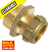 Conex Male Coupler 302 22mm x 1