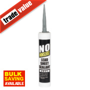 No Nonsense Lead Sheet Sealant Grey 310ml