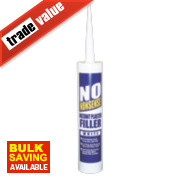 No Nonsense Instant Plaster Filler White 310ml