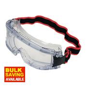 JSP Anti-Mist Pro Safety Goggles