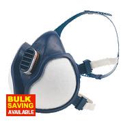 3M 4251 Maintenance-Free Organic Vapour/Particulate Respirator P2