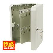 48-Hook Key Cabinet Safe