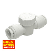 JG Speedfit 15ESOTP Emergency Shut Off Tap 15mm