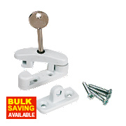 ERA Window Swing Lock White
