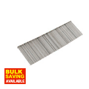 Brad Nails Galvanised 18ga 20mm Pack of 5000