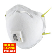 3M Cup-Valved Respirators FFP1 Pack of 10