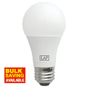 LAP LED Lamp White ES 6W