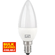 LAP LED Lamp White SES 5W