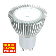 LAP LED Lamp GU10 Cool White 365Lm 710Cd 5W