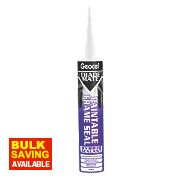 Geocel Trade Mate Paintable Frame Sealant White 310ml