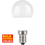 LAP Golf Ball Opal LED Lamp White SES 5W