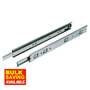 Ball Bearing Drawer Runners 550mm